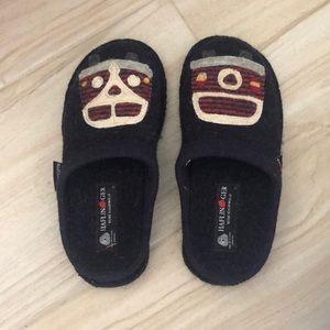 Haflinger Slippers